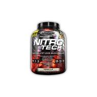 肌肉科技 - Nitrotech 乳清蛋白粉(雲呢拿)