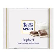 【買四送一、贈品隨機】Ritter Sport 優格巧克力100g