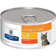 【金錢狗】希爾思™處方食品 貓用 c/d處方罐頭(泌尿道護理)