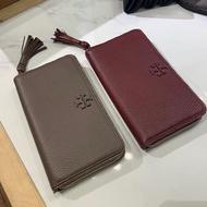 Tory Burch Zipper Type Long Wallet