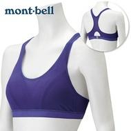 Mont-Bell 運動內衣/排汗內衣/登山/路跑/馬拉松/瑜珈有氧/健身 Zeo-Line Mesh 1107631 IKBL 墨水藍