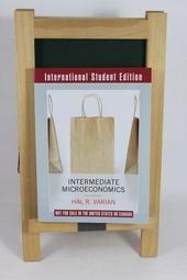 <姆斯>Intermediate Microeconomics 9/E Varian 9780393689891