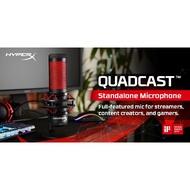 HyperX HyperX QuadCast Gaming & Streaming CondenserbMicrophone - HX-MICQC-BK