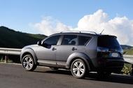 自售2011年式Mitsubishi Outlander 2.4L 2WD(6萬1千公里)