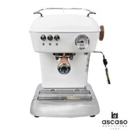 【ascaso】Dream 核桃木白 義式半自動玩家型咖啡機(送義大利咖啡豆3磅)