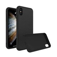 【犀牛盾】Solidsuit iphone X/Xs/XR/Xs Max 防摔殼(碳纖維黑)