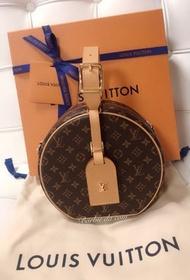 Louis Vuitton lv petite boite chapeau M43514 帽箱 包 正品 現貨