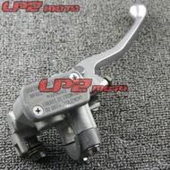 專業摩配改裝適用於本田越野車CR125 CR250 CRF125 CRF150 CRF230前剎車上泵露天優選產品