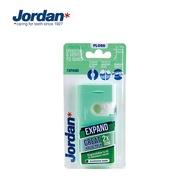 【Jordan】強效清新薄荷牙線TwinPack