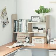 收納/收納架/書架/收納櫃 Eve簡約桌上型伸縮書架 完美主義【N0071】