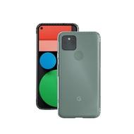 OVERDIGI V2 Google Pixel 5 蜂巢晶格雙料軍規防摔透明殼