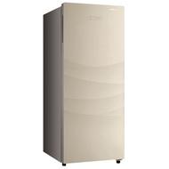 三洋SCR-165F 165L直立無霜強化玻璃冷凍櫃-