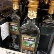 【蝦皮茉兒】科克蘭摩地納香醋 1公升 COSTCO 好市多 義大利製 紅酒醋
