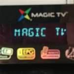 壞Magic TV 7000d mini