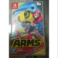 ARMS NS SWITCH 二手遊戲片 arms 二手