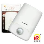 虹瑞斯 HomeResource 電池式人體感應燈 BO-LED008