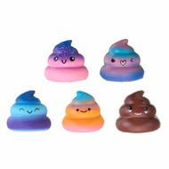Squishy Galaxy Poo Squishy Hand Pillow 6.5CM Slow Rising With Packaging Collection Gift Decor Toy