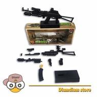 4D Model Assault Gun - AK74