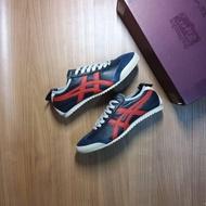 Sepatu Asics_onitsuka Tiger MEXICO 66 (Kulit 100%) Made In Japan