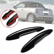 2Pcs Door Handle Cover Trim For-BMW Mini Cooper S R57 R53 R56 Auto Exterior Parts