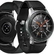 「原廠公司貨」Samsung 三星 Galaxy Watch 46mm (LTE)智慧型穿戴手錶—SM-R805FZSABRI 銀色