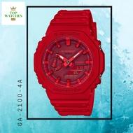 Casio G-Shock Carbon Core GA-2100-4A Men's Watch