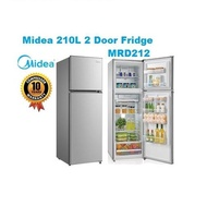 Midea 210L 2 Door Fridge * FREE $20 NTUC VOUCHERS