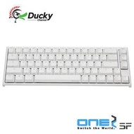 紐頓電子★ Ducky One2 SF 白色 Cherry MX RGB 機械軸 67鍵 機械式鍵盤 靜音紅軸 銀軸