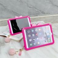適用ipad2019保護套mini5外殼10.2英寸iPad7代air3平板電腦pro10.5迷你3蘋果mini4網紅7.9矽膠2020『xxs10142』