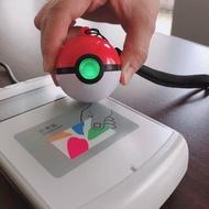 精靈寶可夢造型悠遊卡-3D寶貝球 9月底出貨