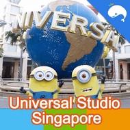 Universal studio singapore one day e ticket uss singapore