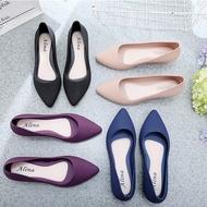 คัชชูเจลลี่ มีหลายสีให้เลือกสวย รองเท้าผู้หญิง รุ่น 8306# (มี4สี สินค้าพร้อมส่ง)