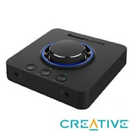 【也店家族 】CREATIVE Sound Blaster X3 Hi-Res 7.1聲道 外接式 USB 音效卡