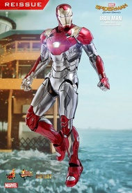 HotToys iron man mk47 MMS427D19 ไอรอนแมน spider man home coming
