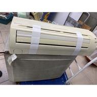大金變頻分離式冷氣daikin inverter1噸 3-5坪 二手狀況佳 包含清洗安裝架冷媒