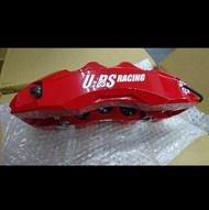[現金分期 線上申請] U-BS Racing 鍛造六活塞卡鉗套組