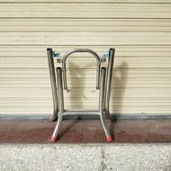 桌腿支架 桌腳桌腿折疊腿圓桌支架餐桌架桌子腳臺腳鐵腳鐵桌腿不銹鋼小桌腿『CM46385』