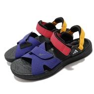 Nike 涼鞋 ACG Air Deschutz 男鞋 輕便 舒適 戶外 魔鬼氈 夏日 穿搭 黑 藍 CT3303400