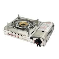 【卡旺】不鏽鋼雙安全卡式爐(K1-A003SD)