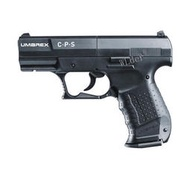 UMAREX WALTHER CPS 4.5mm 喇叭彈 CO2槍 (瓦斯槍BB槍BB彈玩具槍模型槍手槍鉛彈轉輪