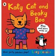 Katy Cat And Beaky Boo Katy貓和大嘴鳥Boo 平裝繪本
