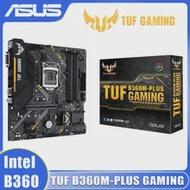 LGA 1151 Asus TUF B365M-PLUS GAMING Motherboard Support Intel 8th 9th-Gen i7 i5 i3 DDR4 64GB Desktop B365 Placa-Mãe 1151 Gaming
