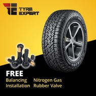 VIKING TeraTech AT6 (With Installation) 245/70R16 265/65R17