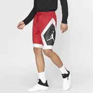 NIKE JORDAN 男裝 短褲 籃球 排汗 透氣 紅黑 【運動世界】 AV3207-687