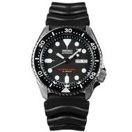 Karnvera Shop นาฬิกาข้อมือผู้ชาย Seiko SKX007J1 Analog Japanese-Automatic Black Men Diver's Watch