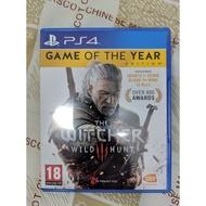 PS4 巫師3 年度版