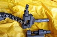 爆款現貨DID RK大排量摩托車進口油封鏈條428 520 525 530拆裝工具截鏈器