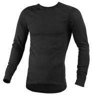 【【蘋果戶外】】odlo 152022 男圓領 黑 瑞士 機能保暖型排汗內衣 衛生衣 發熱衣 保暖衣 長袖
