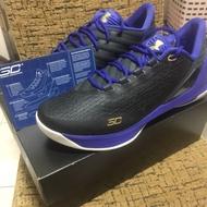 全新可議價Us11 ua curry 3low ua籃球鞋