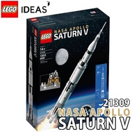LEGO Saturn V 21309 LEGO Ideas Nasa Apollo Saturn V 21309